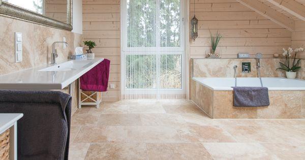 D badezimmer ~ Mit naturstein wird aus einem badezimmer eine wohlfühl oase