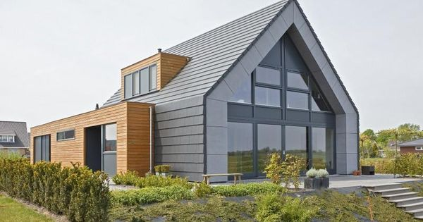 Vrijstaande woning modern google zoeken architectuur for Moderne vrijstaande woning