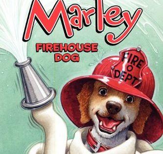 Marley Firehouse Dog I Can Read Level 2 John Grogan 0062074830