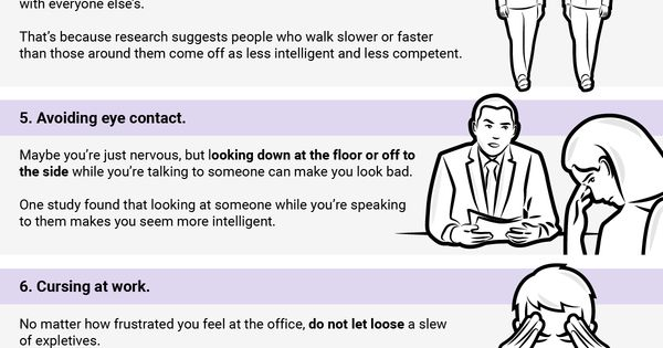 9 everyday behaviors that make you look dumber than you really are | Business Insider | January 4, 2016 #careers