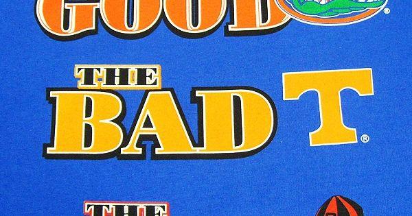 Florida Gators Quot The Good The Bad The Ugly Quot T Shirt
