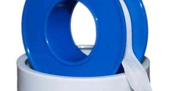 Use Teflon Tape To Fix A Leaking Shower Head Flashlight Garden Pond Swimming Pool Hot Tub