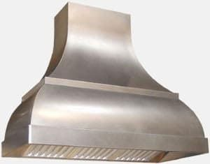 Rangecraft Wm Baroque 30 Inch 60 Inch Baroque Wall Mount Custom Range Hood Metal Range Hood Kitchen Range Hood Custom Range Hood