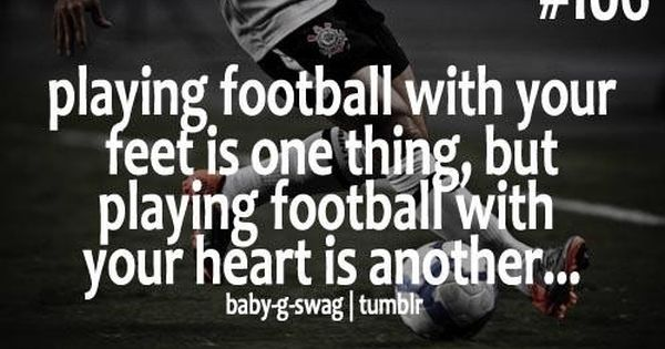 Pin By Amy Kalscheur On Football Quotes Inspirational Football Quotes Inspirational Soccer Quotes Motivational Soccer Quotes