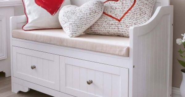 sitzbank flur sitzbank weiss sitzbank mit stauraum. Black Bedroom Furniture Sets. Home Design Ideas