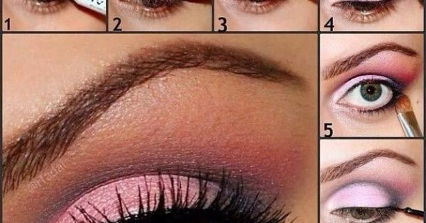 10 Amazing Eye Makeup Tutorials for Ladies Loves to be in talk