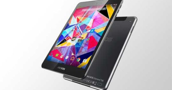 Archos Diamond Tab 4g Tablet With 7 9 Inch Display And 3gb Ram Unveiled Technology News Reviews And Buying Guides Tablet Android Tablets 4g Tablet