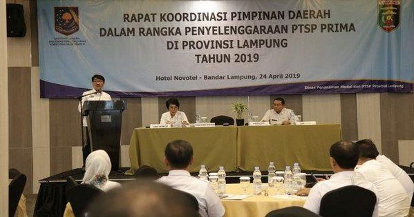 Pemprov Lampung Wujudkan Pelayanan Prima Dan Berkualitas