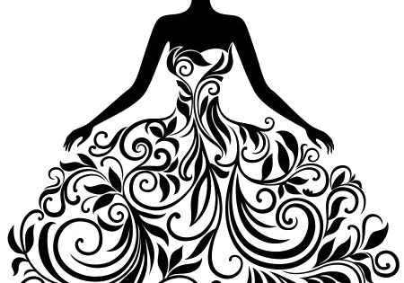 Fashion Wall Art Printables Black White