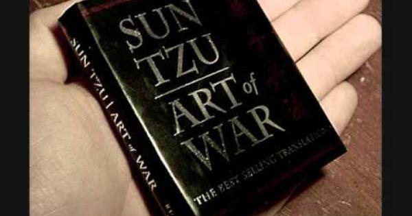The Art Of War Sunzi Sun Tzu Sun Wu Military Strategy Free Full Audiobook Sun Tzu Art Of War Quotes Miniature Books
