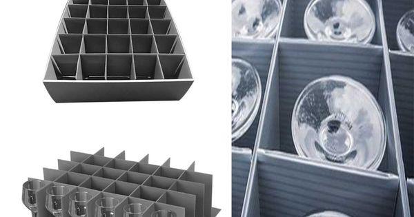 Glassware Packaging Solution Glass Packaging Glassware Equipment Storage