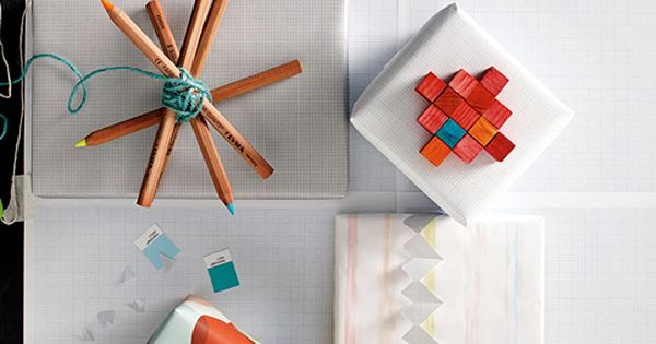 Inspiration: Wrap Gift Wrapping Gift Wrapper| http://giftwrapper214.blogspot.com