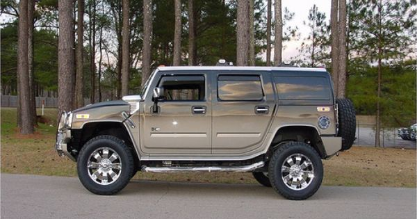Scx Hummer H2 Fascia Parts Paint Chrome And Interior Package