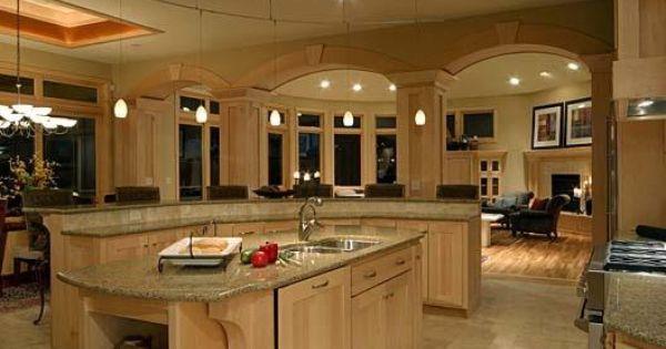Fotos de granito y marmol para cocinas y pisos for Decoracion hogar queretaro