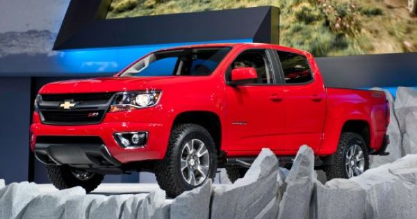 2015 Chevrolet Colorado First Look Chevrolet Colorado Chevy