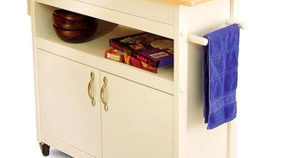 Kitchen drop leaf cabinet cart catskill craftsmen drop for Catskill craftsmen kitchen cabinets