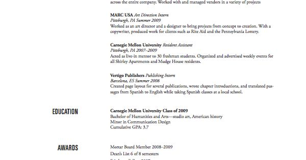 great header and footer look on the this resume