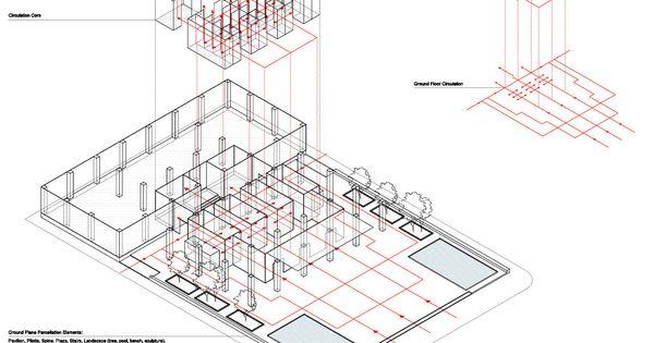 Seagram building plan architectural pavilion pavilion for Seagram building ppt