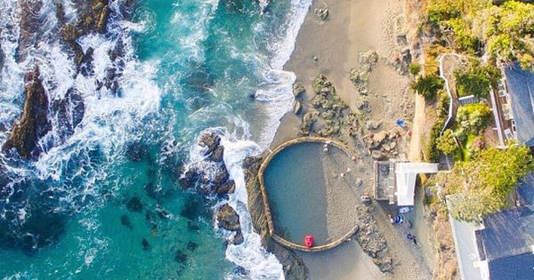 Victoria Beach Laguna California Wander Lust
