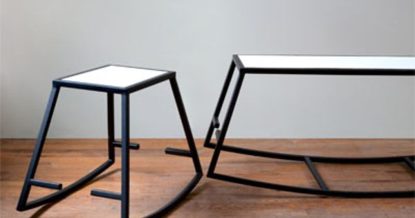 Faktura Rocker Stool Furnishings Pinterest Rockers