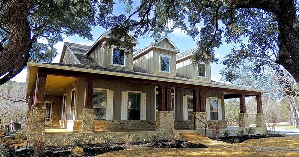 Texas Hill Country Farmhouse Texas Hill Country Dream