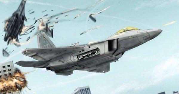 Ace Combat Assault Horizon With Images Infinity Wallpaper