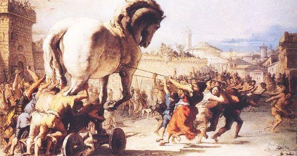 odysseus and the trojan horse pdf