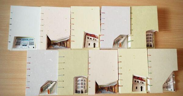 Modern Architecture Journals modern architecture journals dozen of with polymer figurines