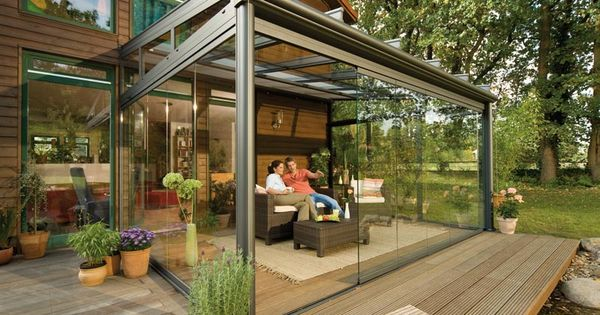 patio cover roof cover glass ideas | House  Outdoor Rooms | Pinterest