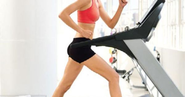 Our Best Cardio Workouts. The Glute-Sculpting Treadmill Workout. Perfecto for my soon-to-be