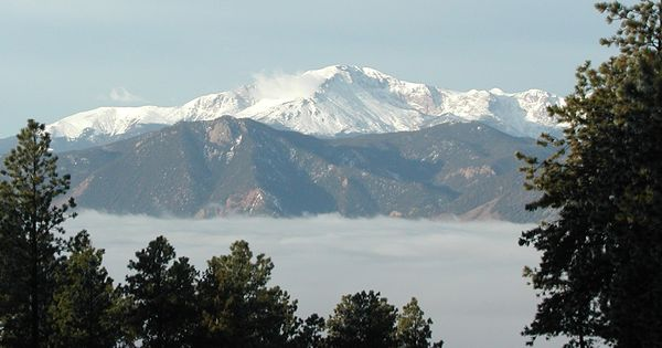 driving up to pikes peak in colorado was unnerving but it was all. Black Bedroom Furniture Sets. Home Design Ideas