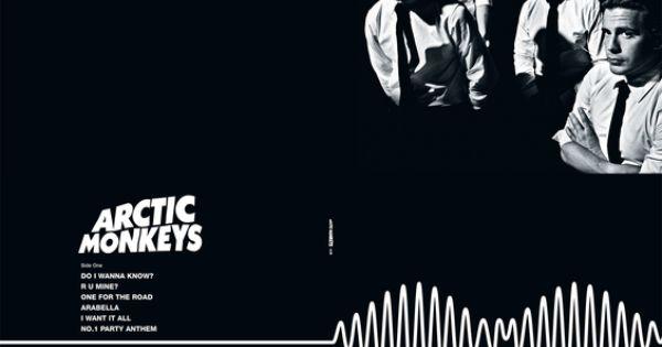 Arctic Monkeys Am 2013 Fifth Studio Album Cover Art