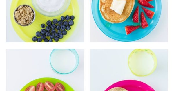 10 Toddler Breakfast Ideas | Culinary Hill