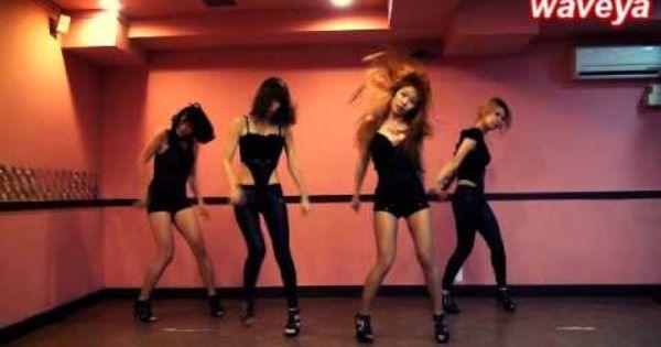 Lady gaga 'poker face' dance tutorial youtube.