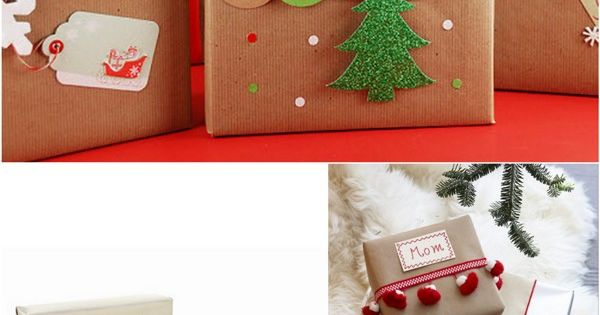 Wedding Gift Wrapping Ideas Pinterest : wedding in italy: Christmas gift wrap ideas Gift Wrapping Ideas ...