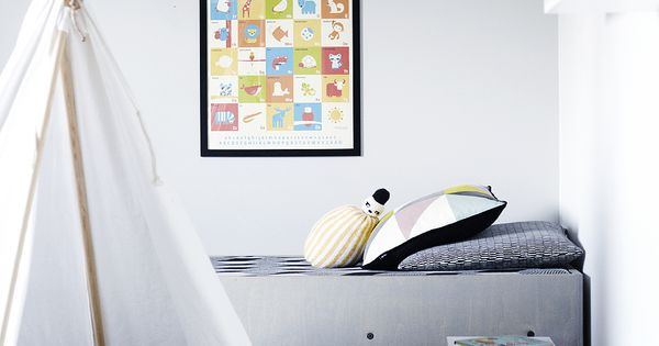 Cool Calm And Collected Kids Room Via Weekday Carnival