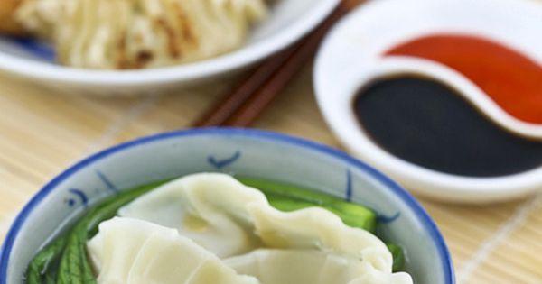 Sui Kow (Chinese Dumpling) | Recipe | Chinese Dumplings, Dumplings and ...