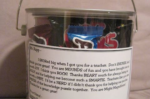 Candy Gram gift idea: I SKORed big when I got you for
