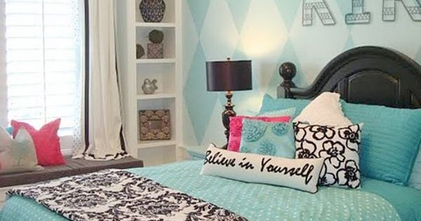 Cute and cool teenage girl bedroom ideas teen bedrooms - Really cool teenage girl bedrooms ...