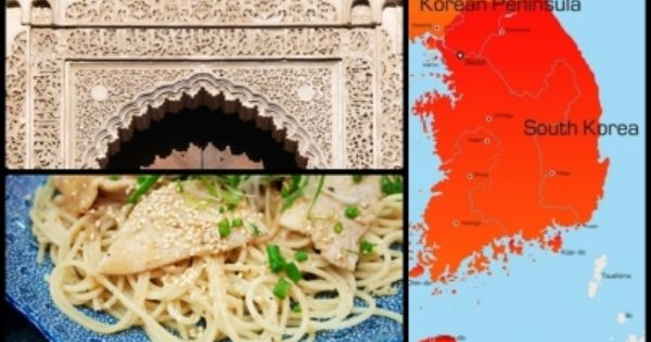 Guide To Halal Restaurants Food And Mosques In Seoul Holiday Experience Holiday Travel Trip