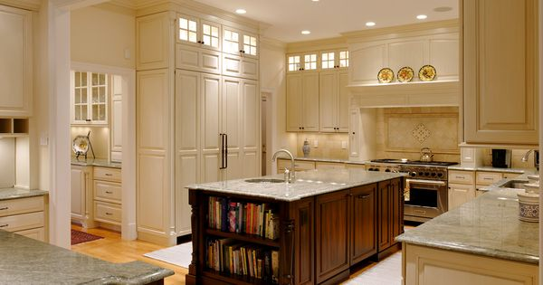 Luxury butlers pantries addition in mclean va for D kitchen andheri east