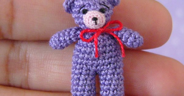 Tiny Cute Bear for your pocket