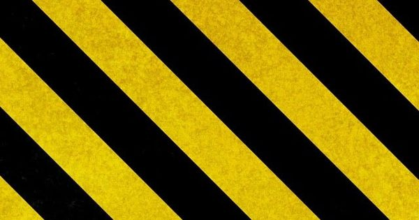 Yellow Stripe Wallpaper: Wallpaper IPhone Yellow And Black Stripes For Danger