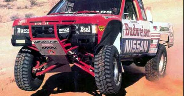 Lifted Nissan Titan >> Nissan D21 Trophy Truck | 4 Wheels | Pinterest | Trophy ...