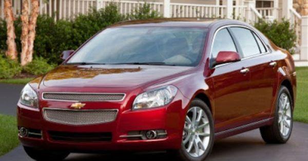 Year End Incentives For The 2012 Malibu Chevrolet Malibu