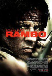 Rambo Poster Rambo 4 Sylvester Stallone Full Movies
