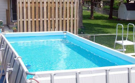 18 39 x 9 39 x 52 pool intex 18 39 x 9 39 x 52 rectangular for Koi intex pool