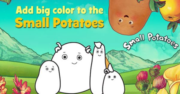 Small Potatoes Coloring Pages Rock Disney Junior Online Coloring Pages Coloring Pages