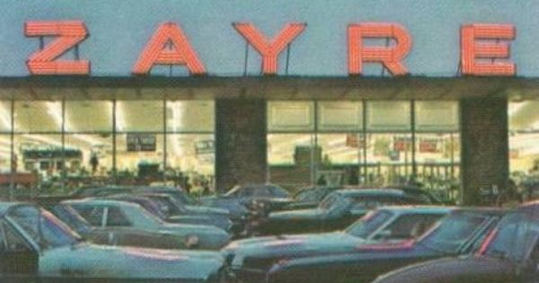 Zayre Department Stores Shopped Here Often As A Kid Family
