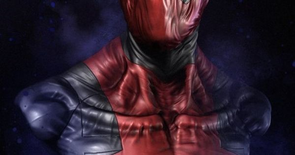 Ooooh.... Love this realistic Deadpool